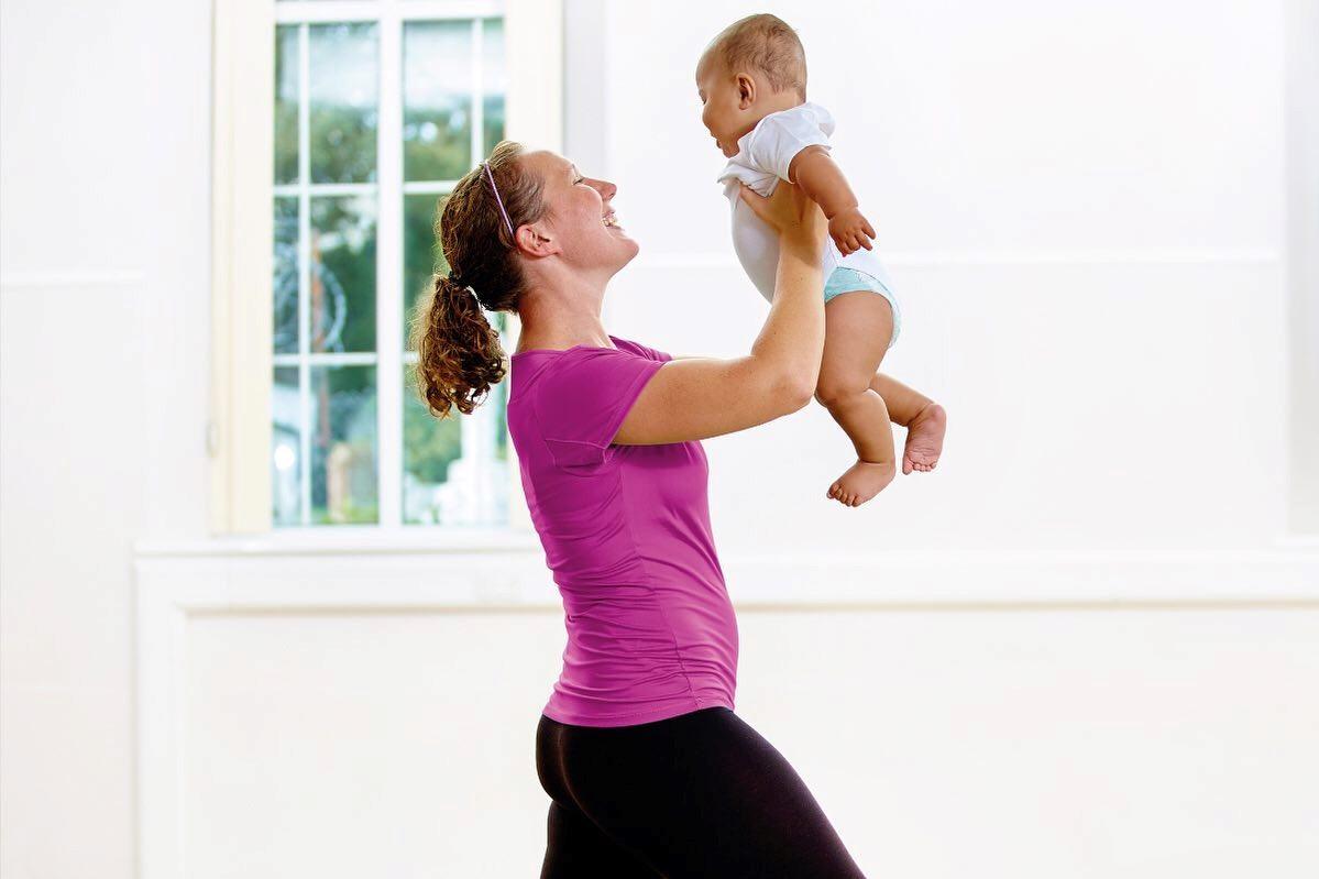 Busylizzy Mummy & Me Pilates/Barre