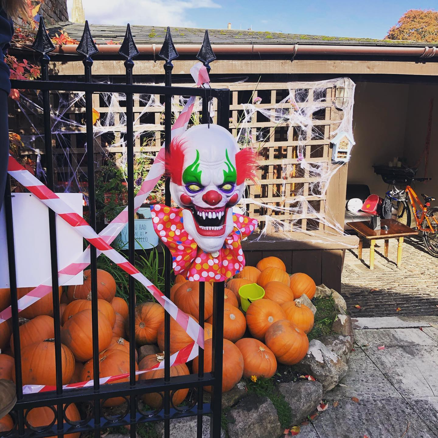 Bayshill Inn Halloween Trail