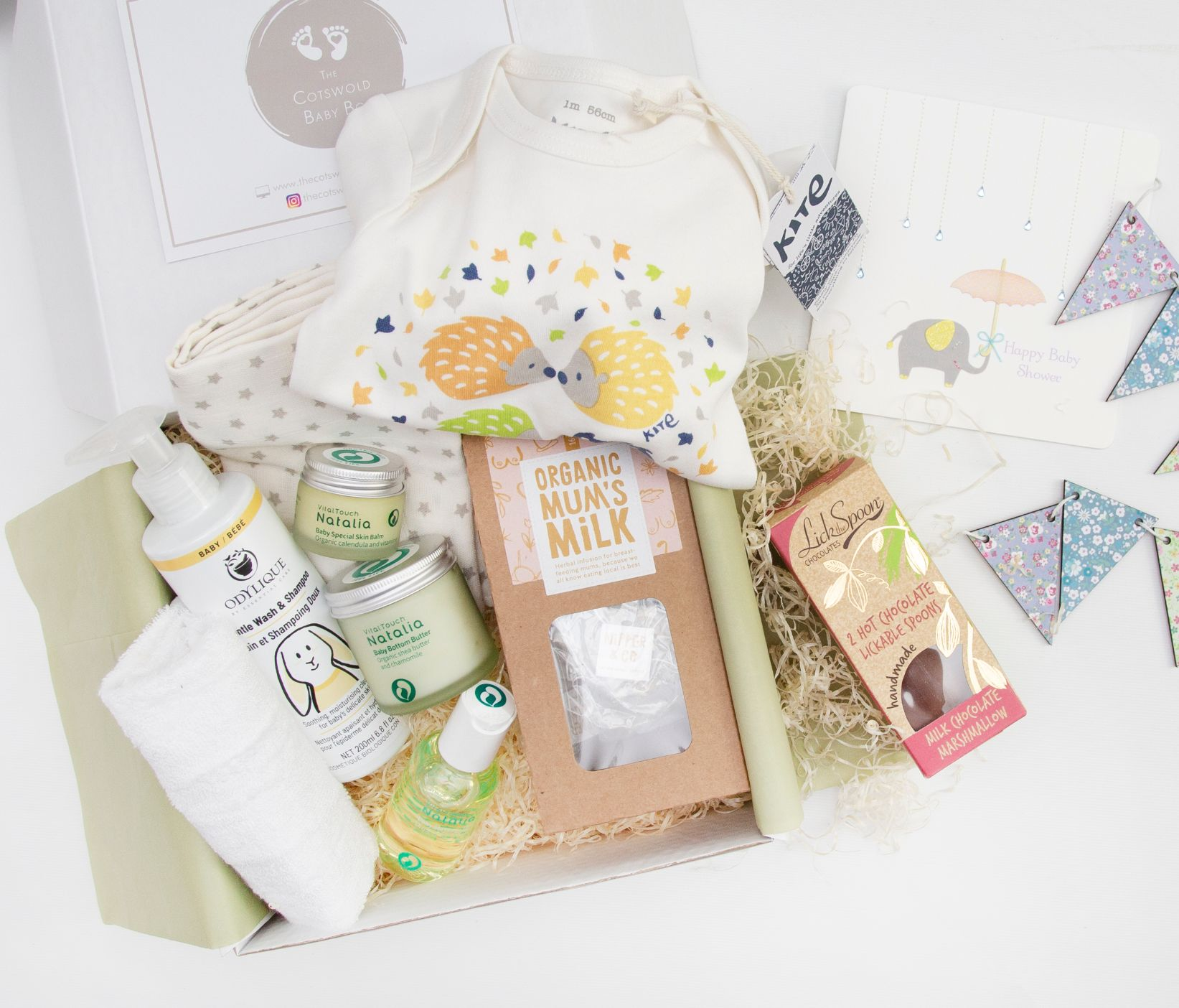 The Cotswold Baby Box
