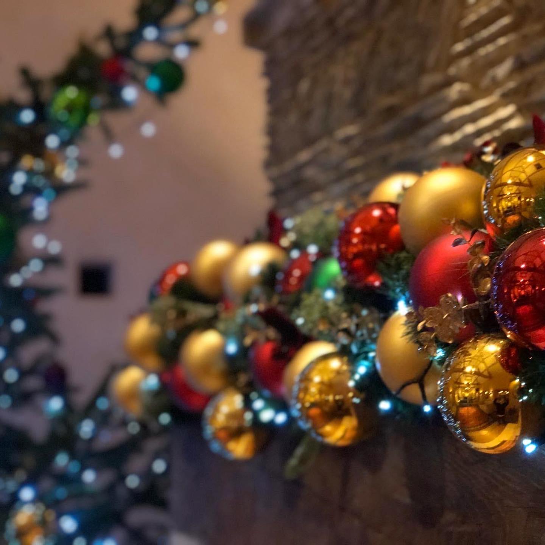 Curious Christmas Decorations