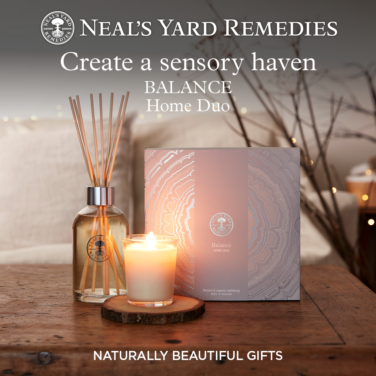 Neals Yard Remedies Organic