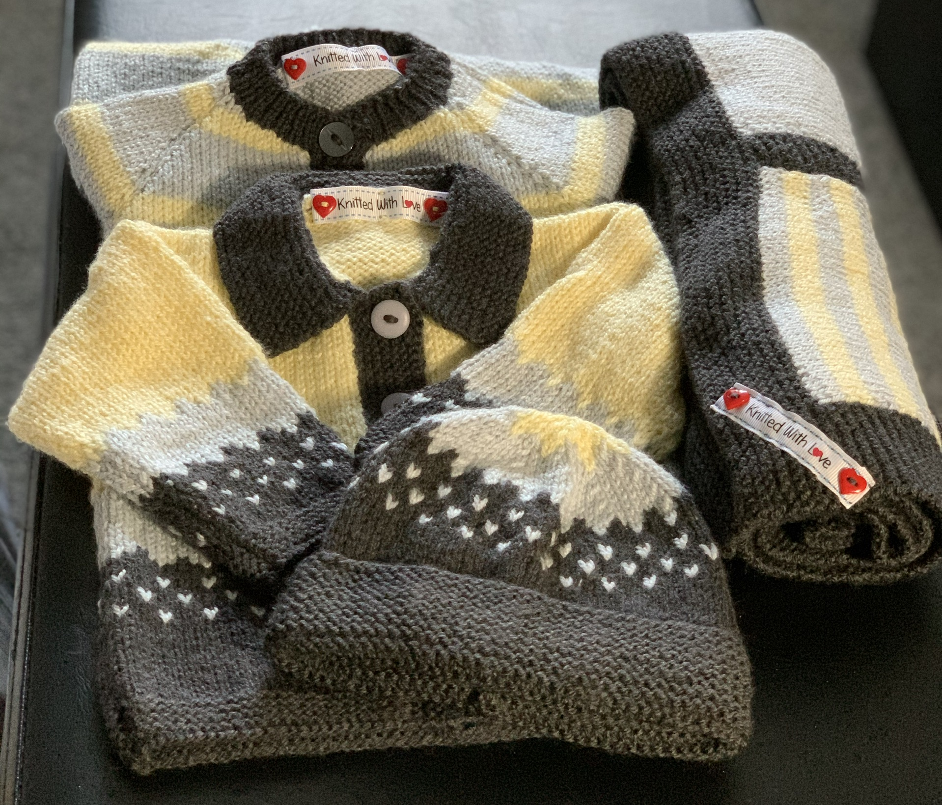 Hand Knits and Gifts