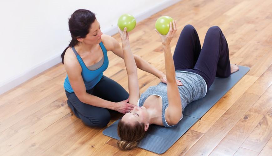 Helen Rackowe Pilates