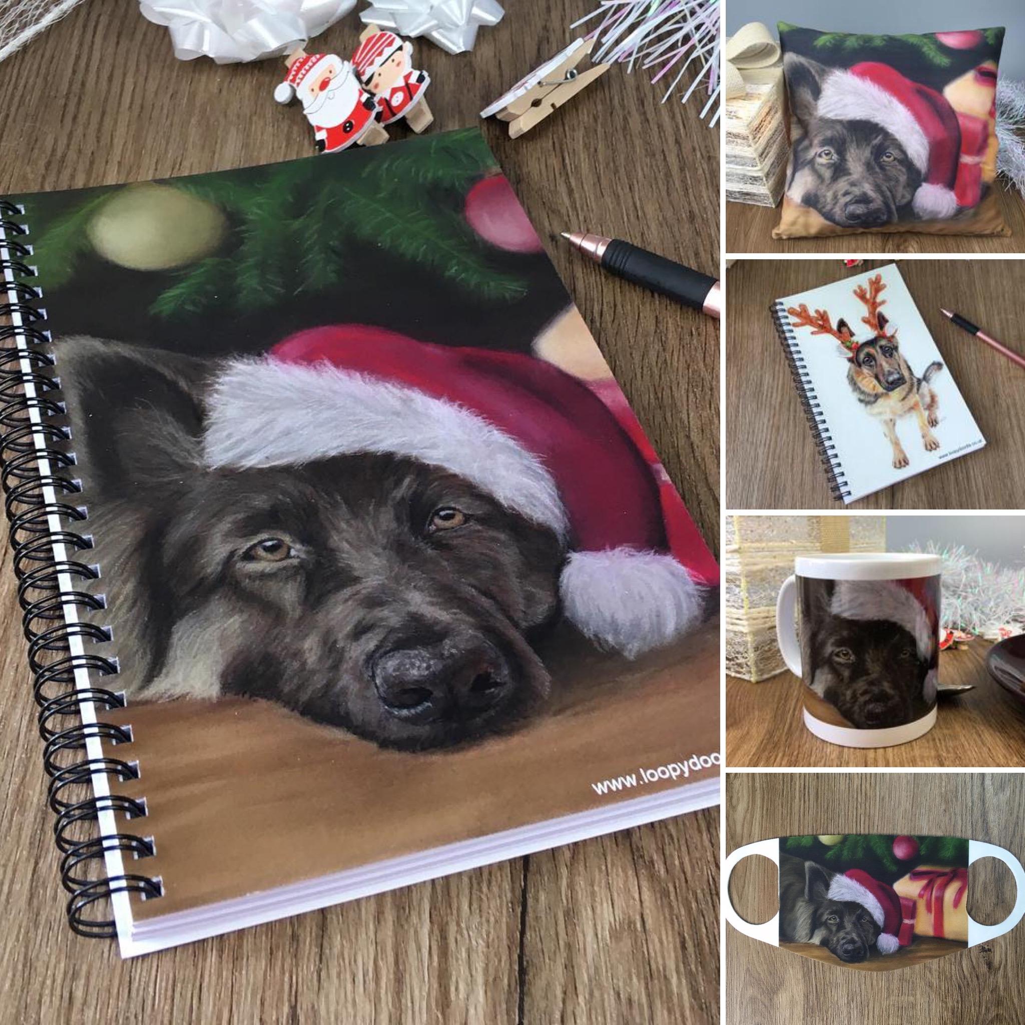 Loopy Doodle Pet Portraits