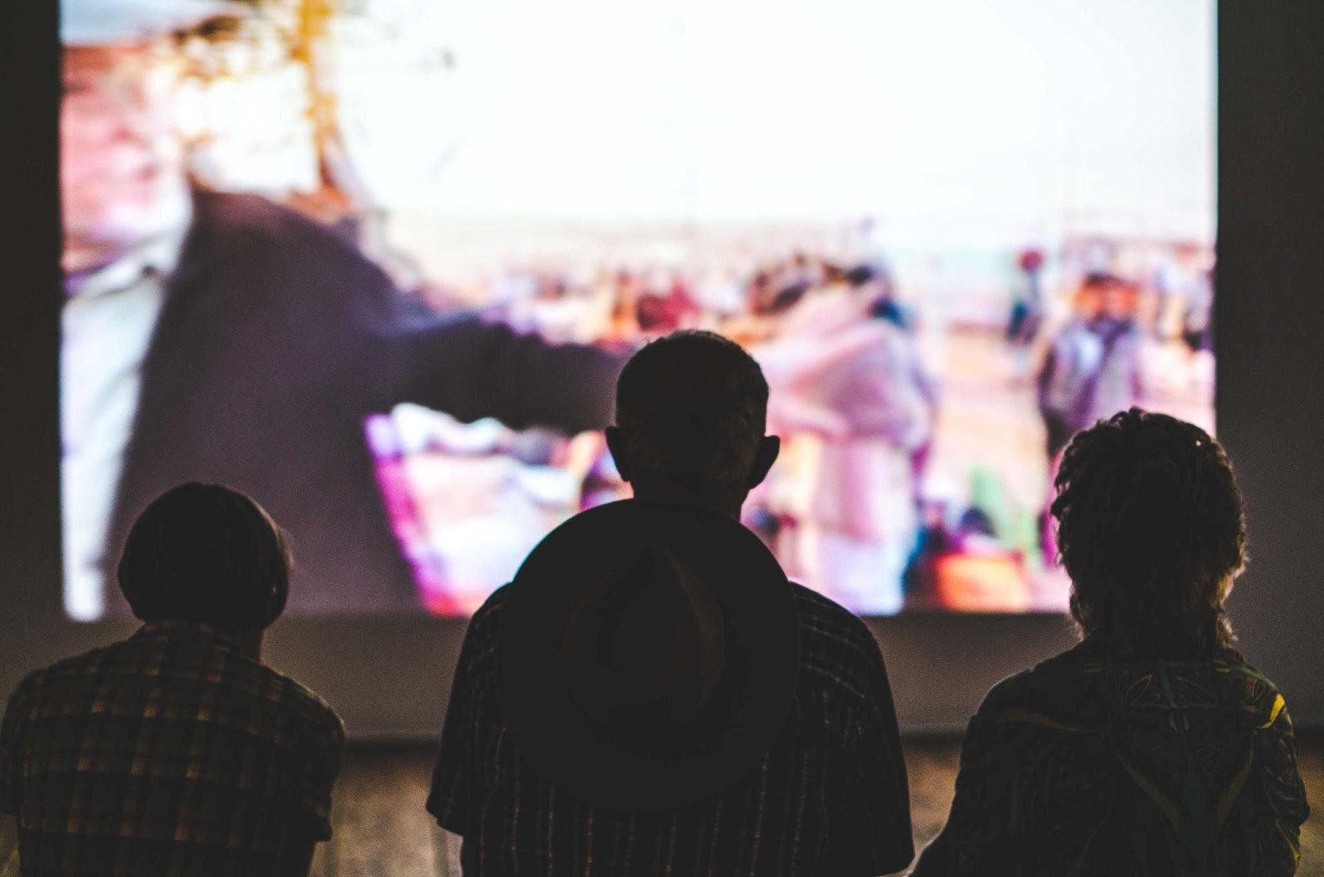 Barn Cinema: The Greatest Showman