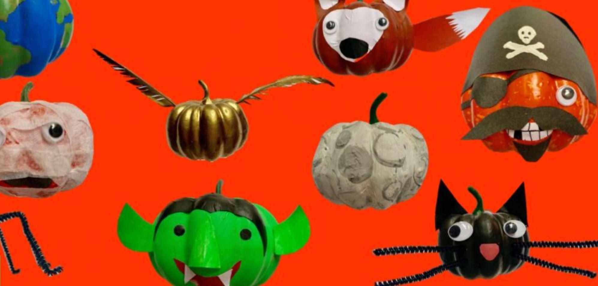 Spooky Pumpkin Trail @ the Corinium Museum