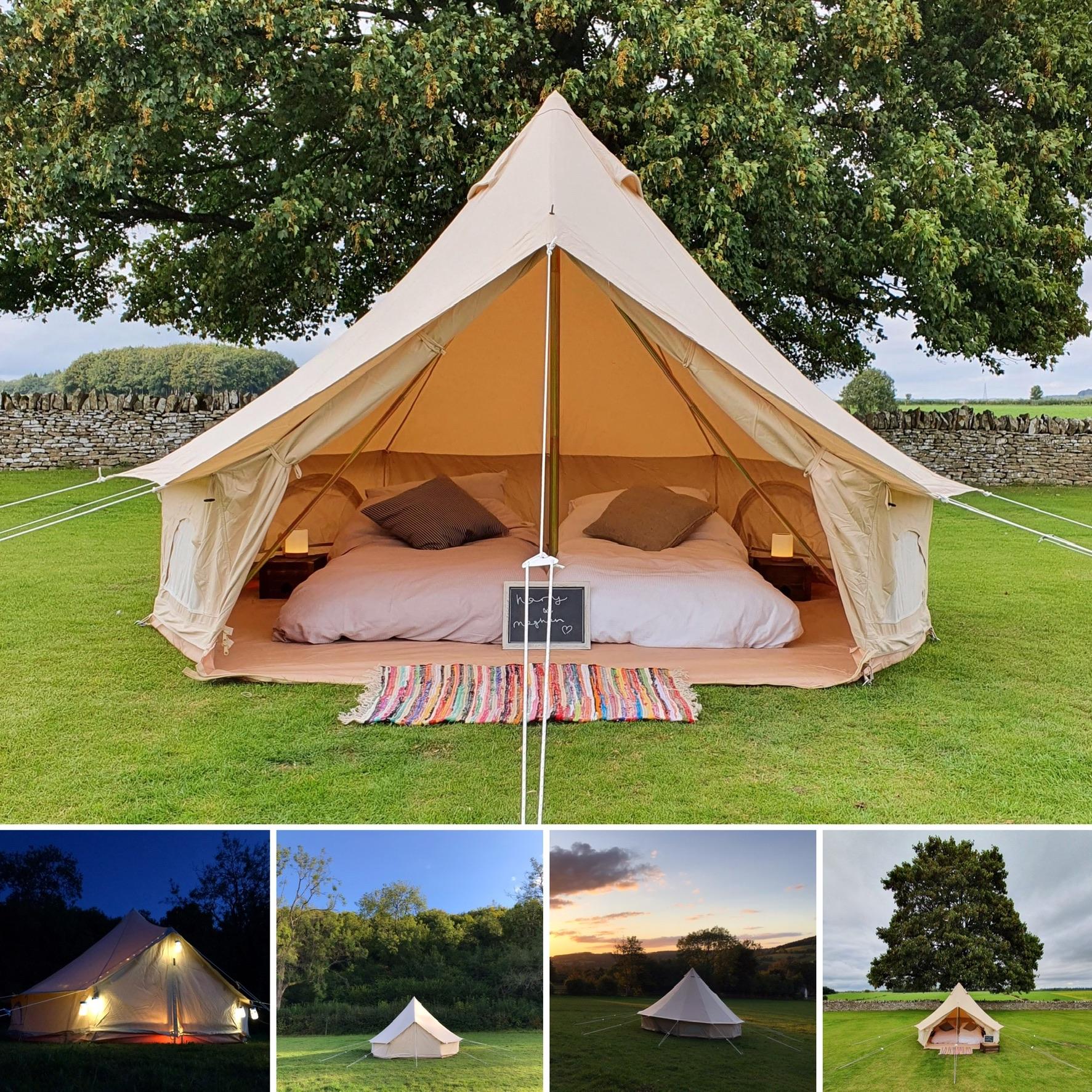 Corinium Tents