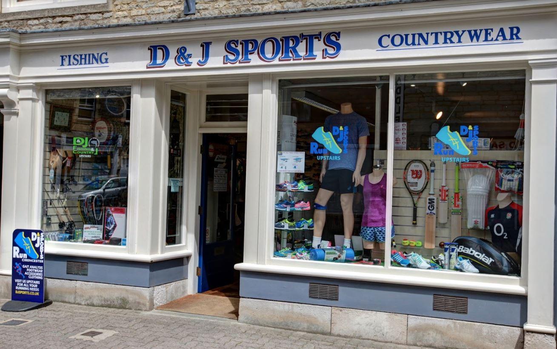 D&J Sports Ltd