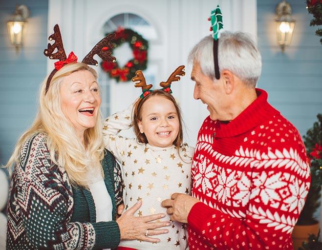 Christmas Eve Doorstep Jingle