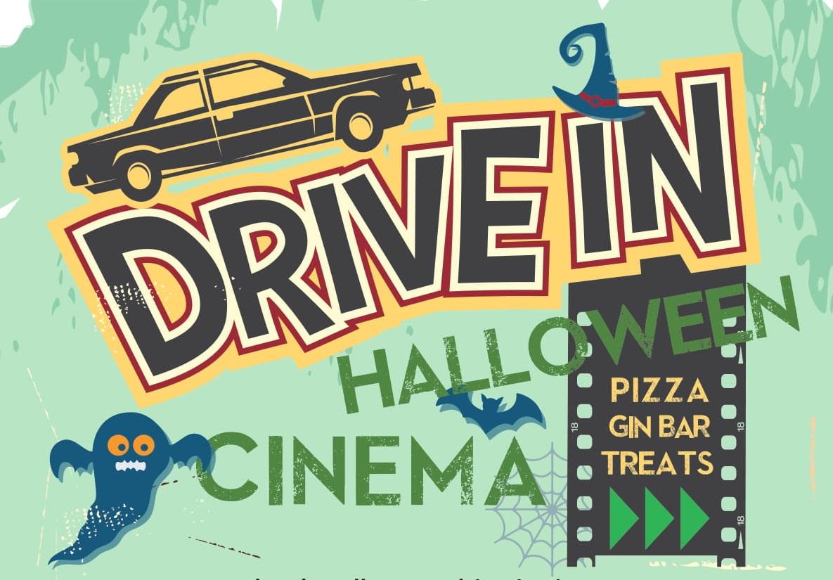 Halloween Drive-in Cinema