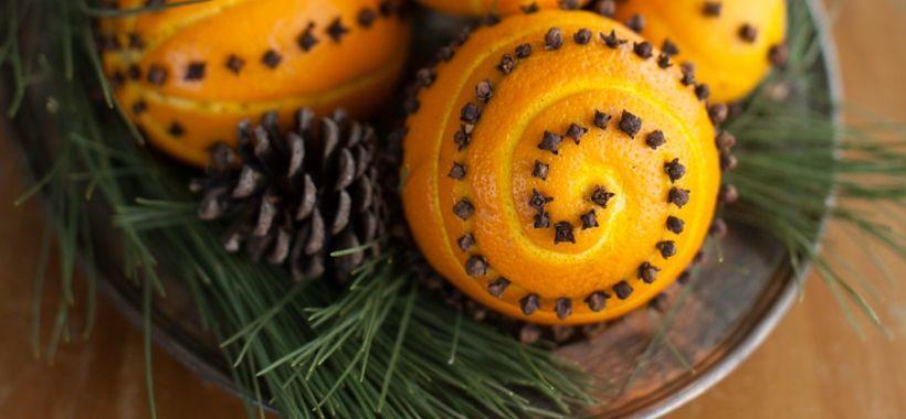 Advent Calendars & Pomanders Workshop