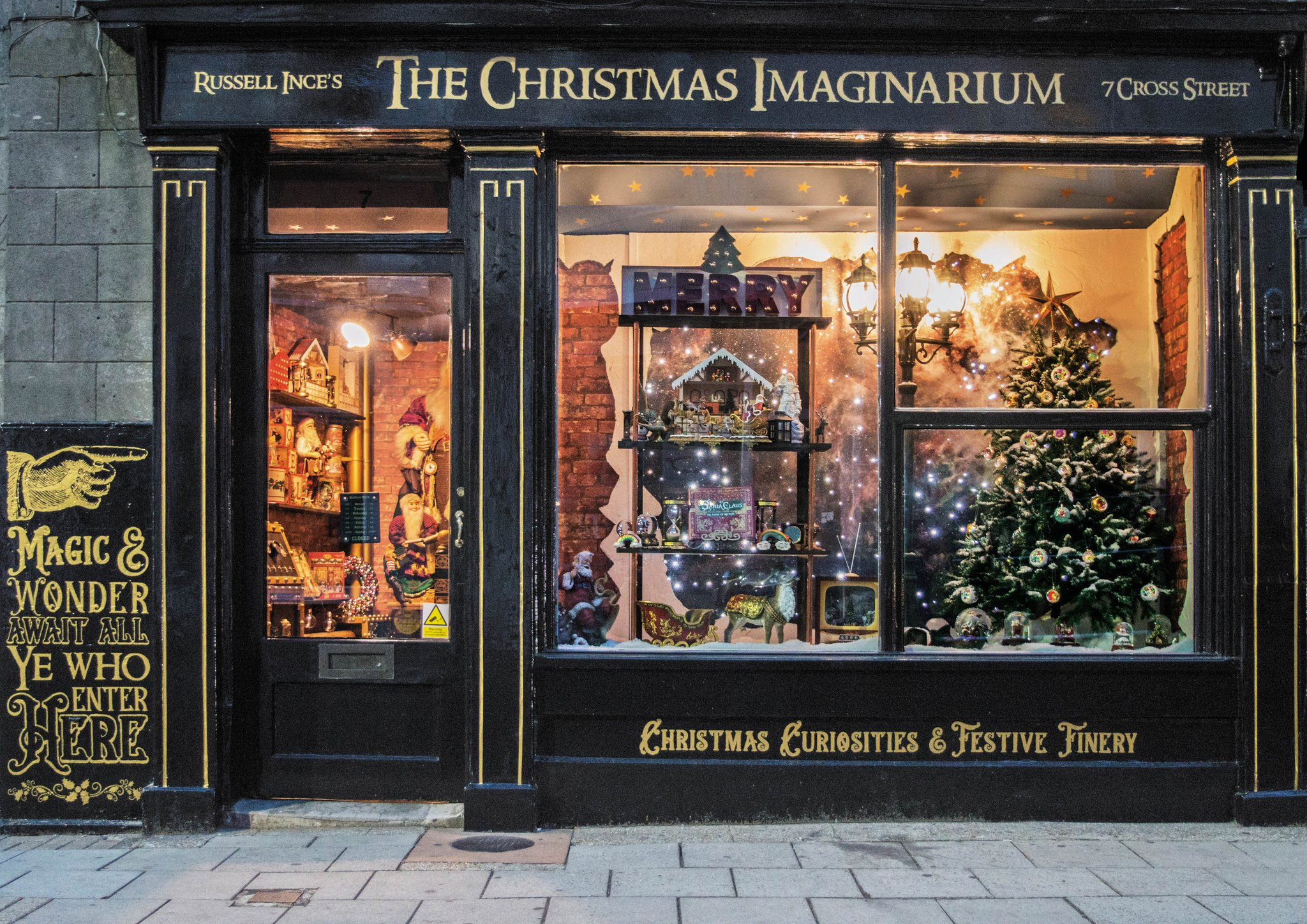 The Christmas Imaginarium