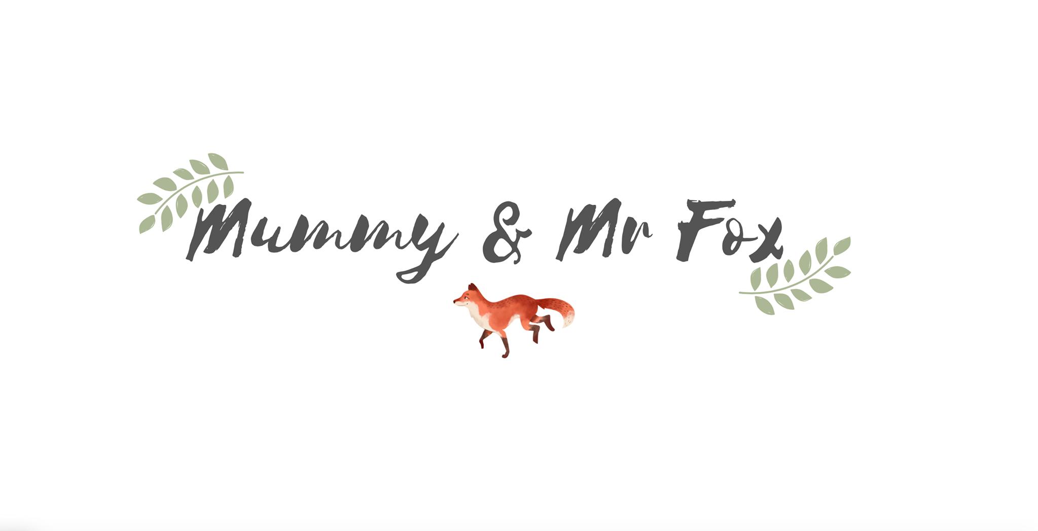Mummy and Mr Fox