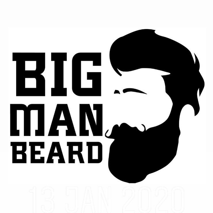Big Man Beard