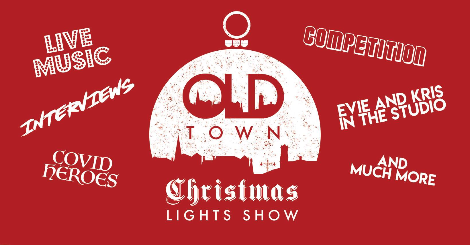 Old Town Christmas Lights Show