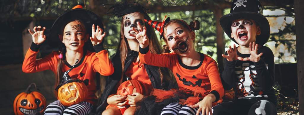 Halloween Week at The Strawberry Line Tea Rooms
