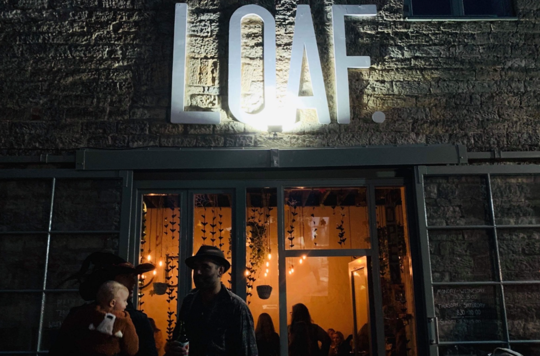 Halloween @LOAF:Bakehouse