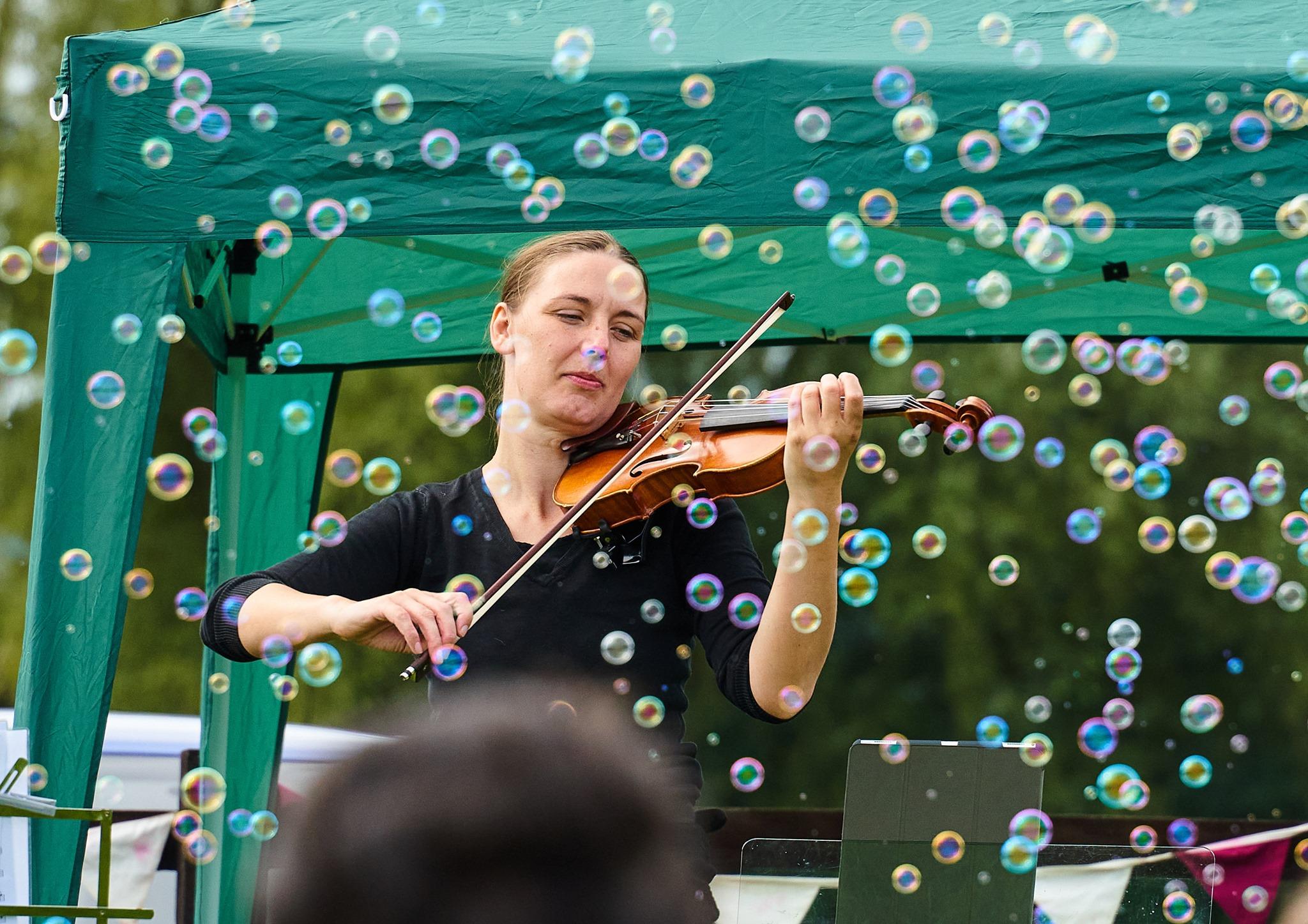 Bubble Bach