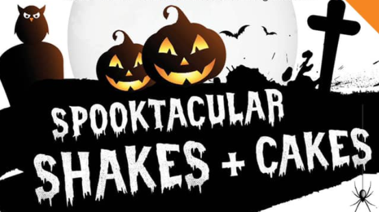 Spooktacular Shakes & Cakes from Smokehouse on the Hill