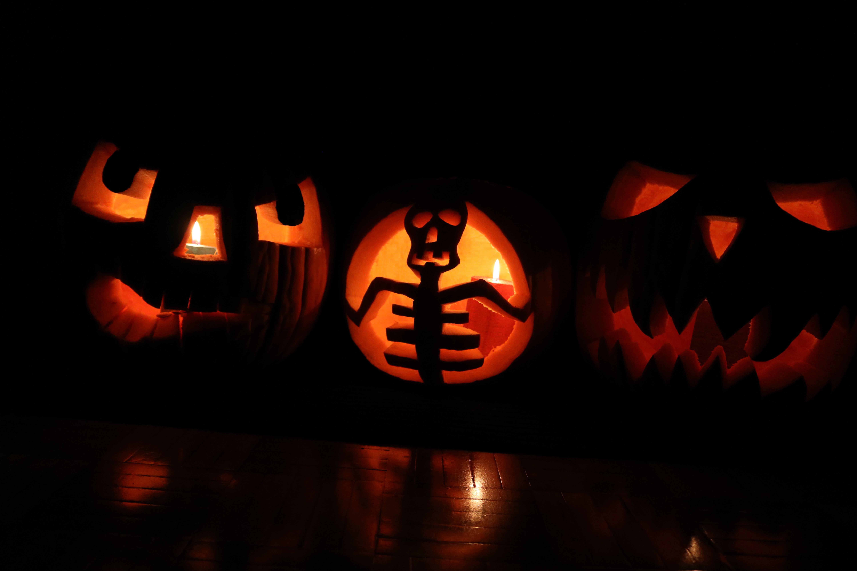 Halloween at Puxton Park