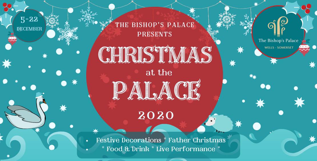 Christmas at Bishop's Palace
