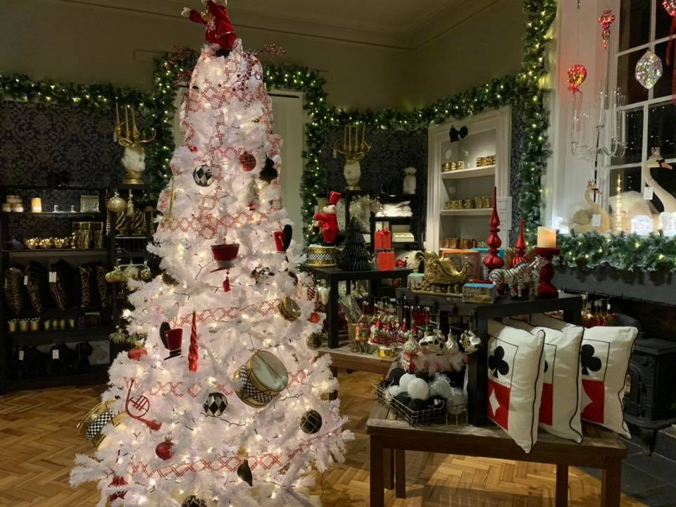 Luxe & Twine Christmas- The Grand Opening