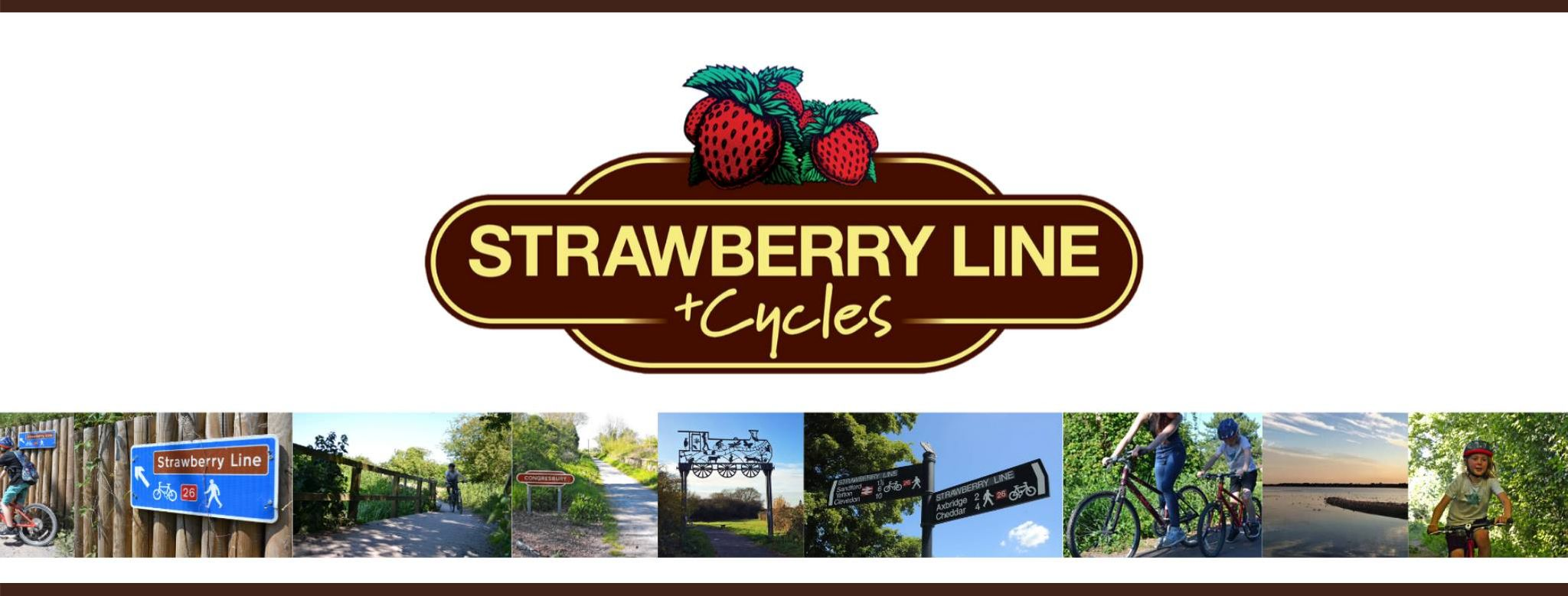 Strawberry Line Cycles
