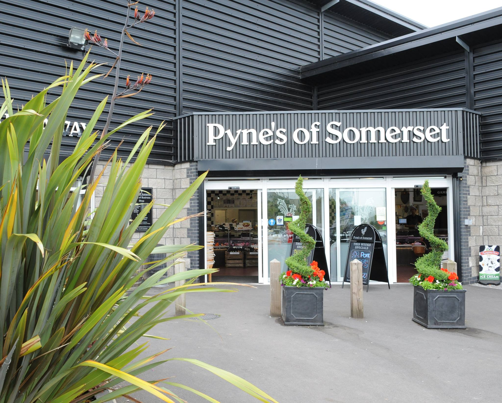 Pyne's of Somerset
