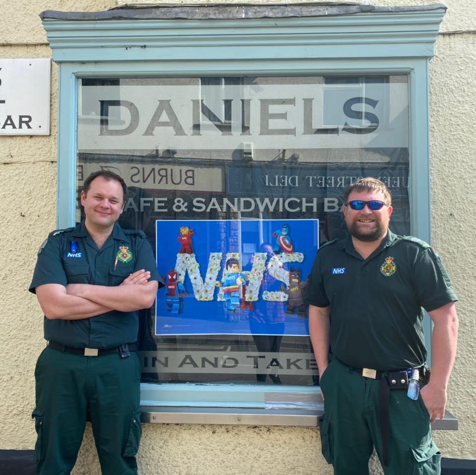 Daniels Cafe