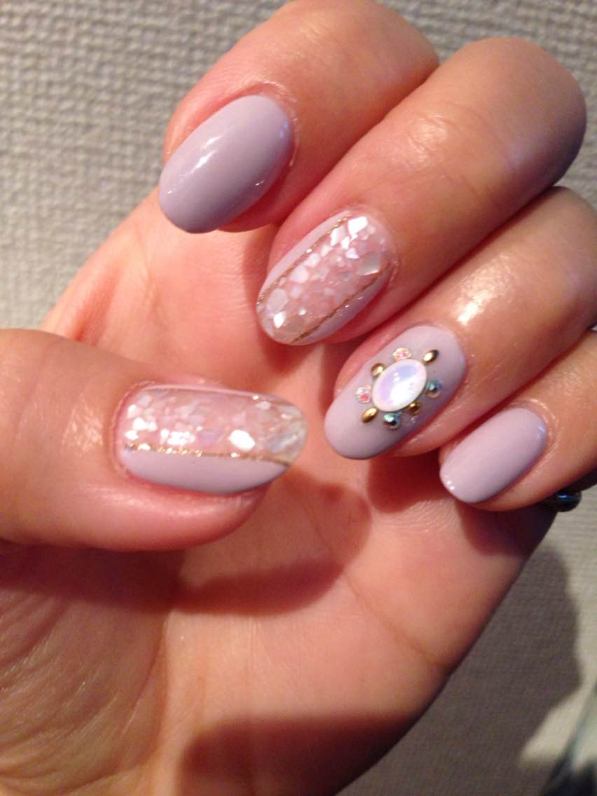 Alley's Home Nail Salonのネイル