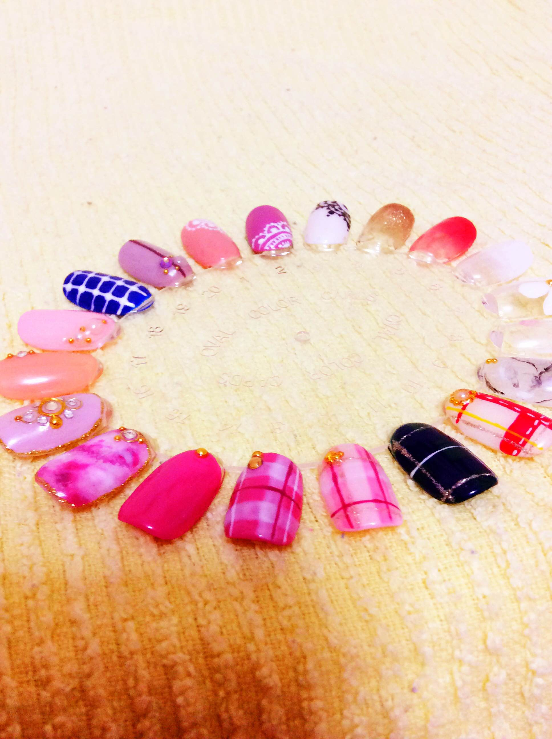 one's nail roomの内覧