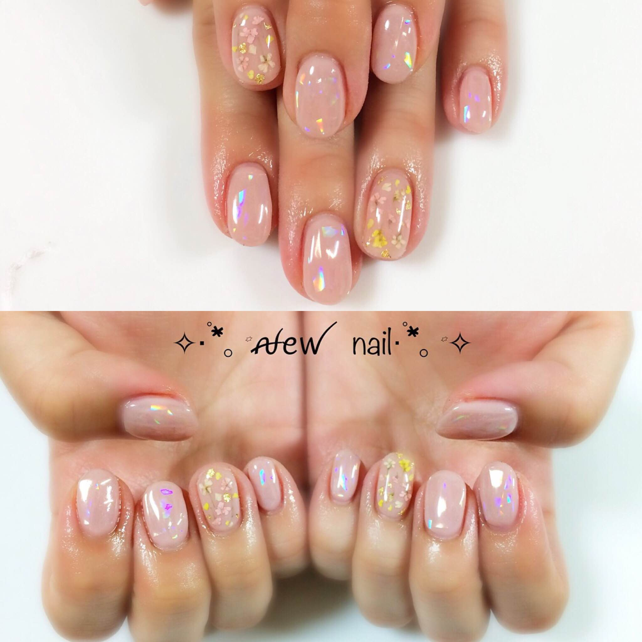one's nail roomのネイル