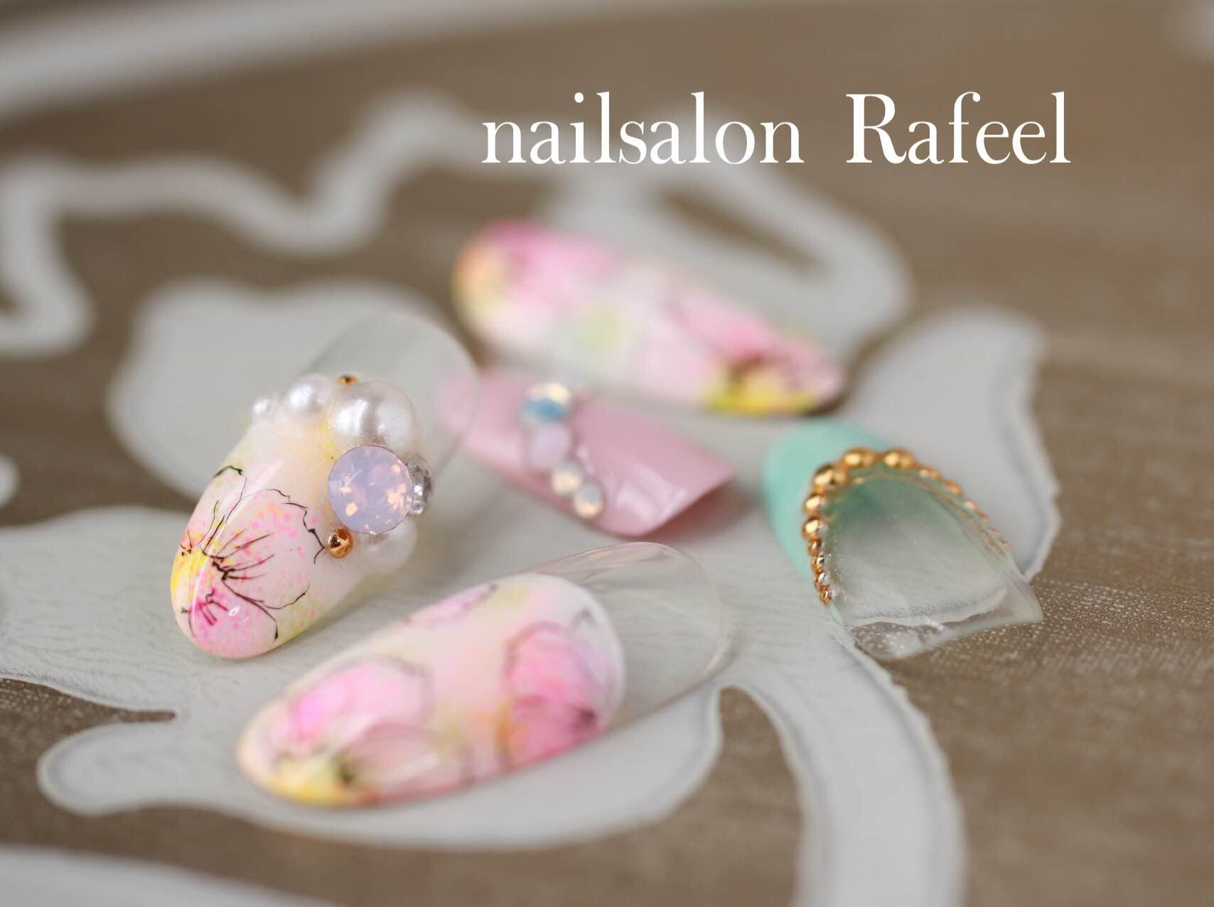 NailSalon Rafeelのネイル