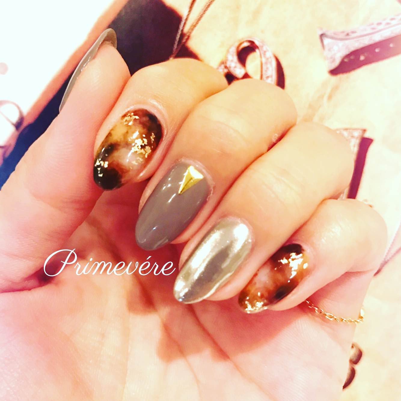Liko Nail&Eyelash by Primevéreのネイル