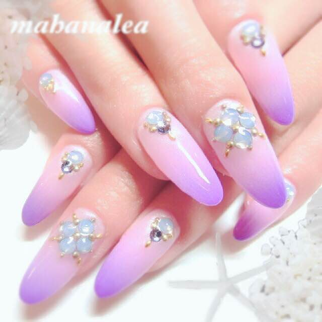 mahanalea nailsのネイル