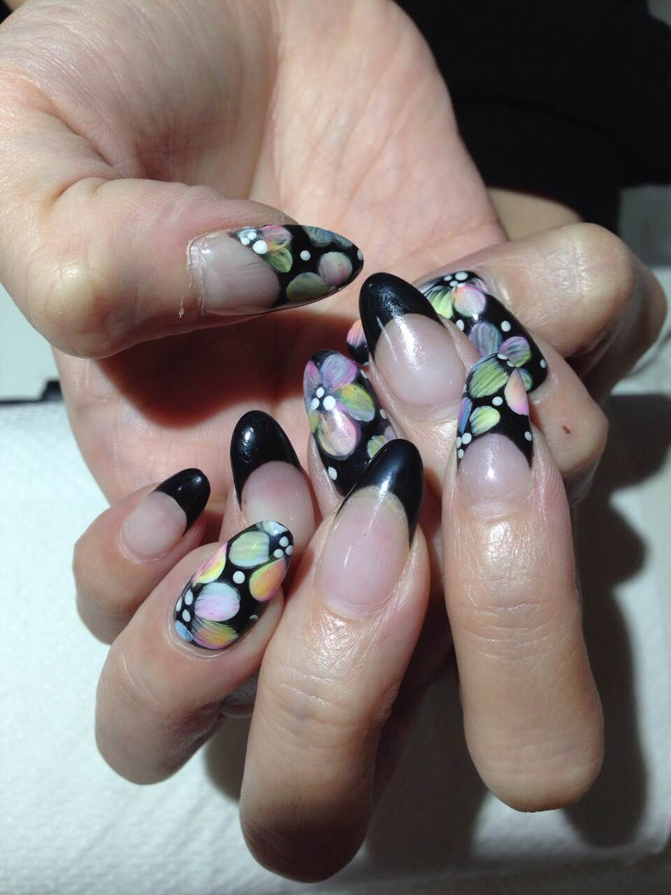 NailSalon Churamanaのネイル