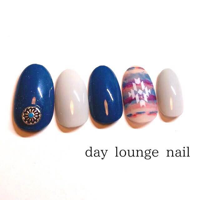day lounge nailのネイル