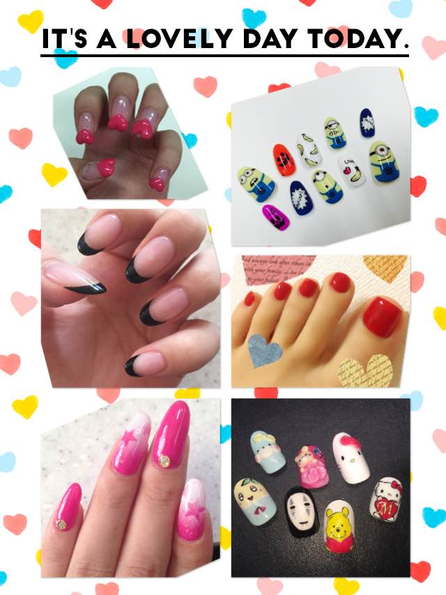 CandyNailのネイル