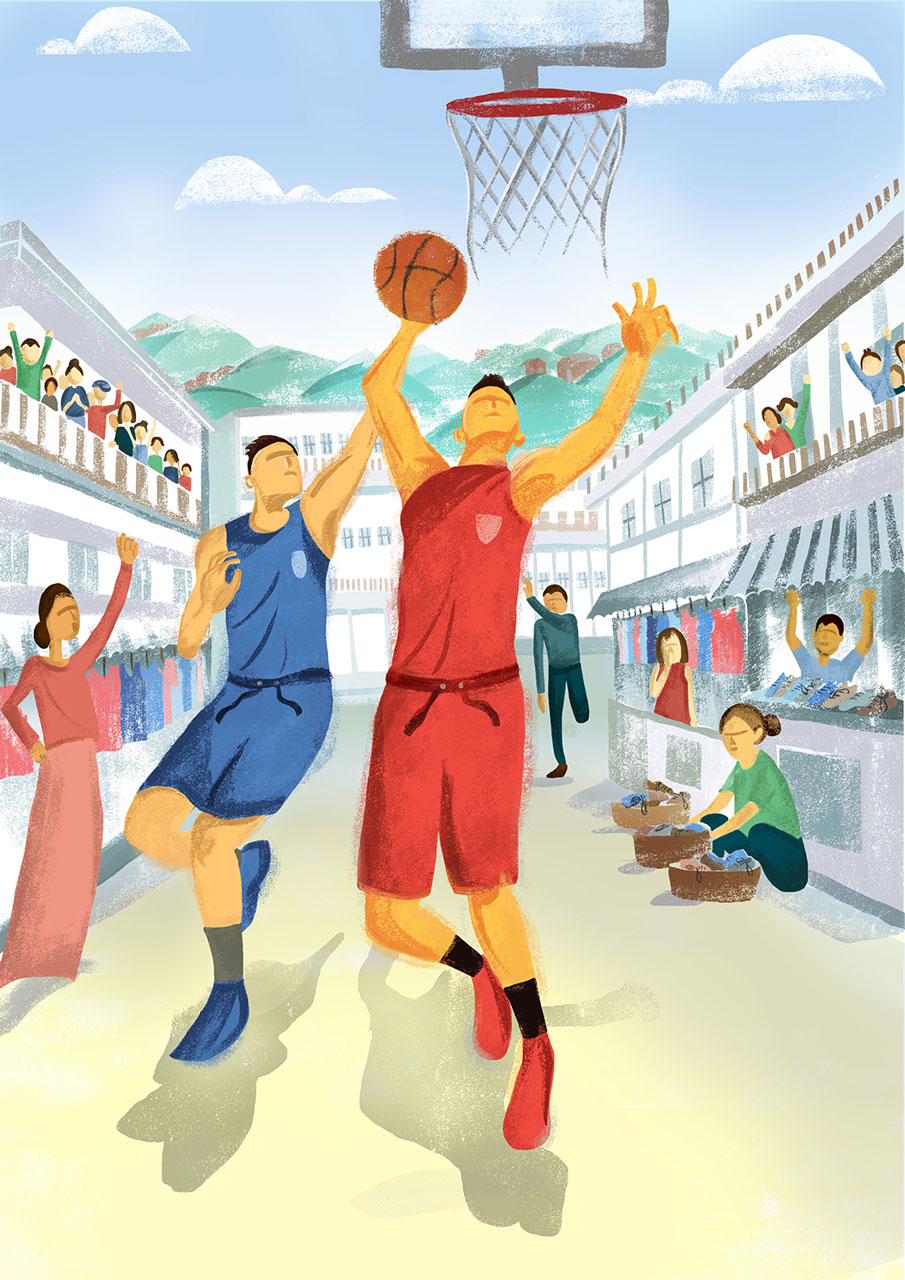 Mizoram Super League - The Rise of Basketball in Northeast India