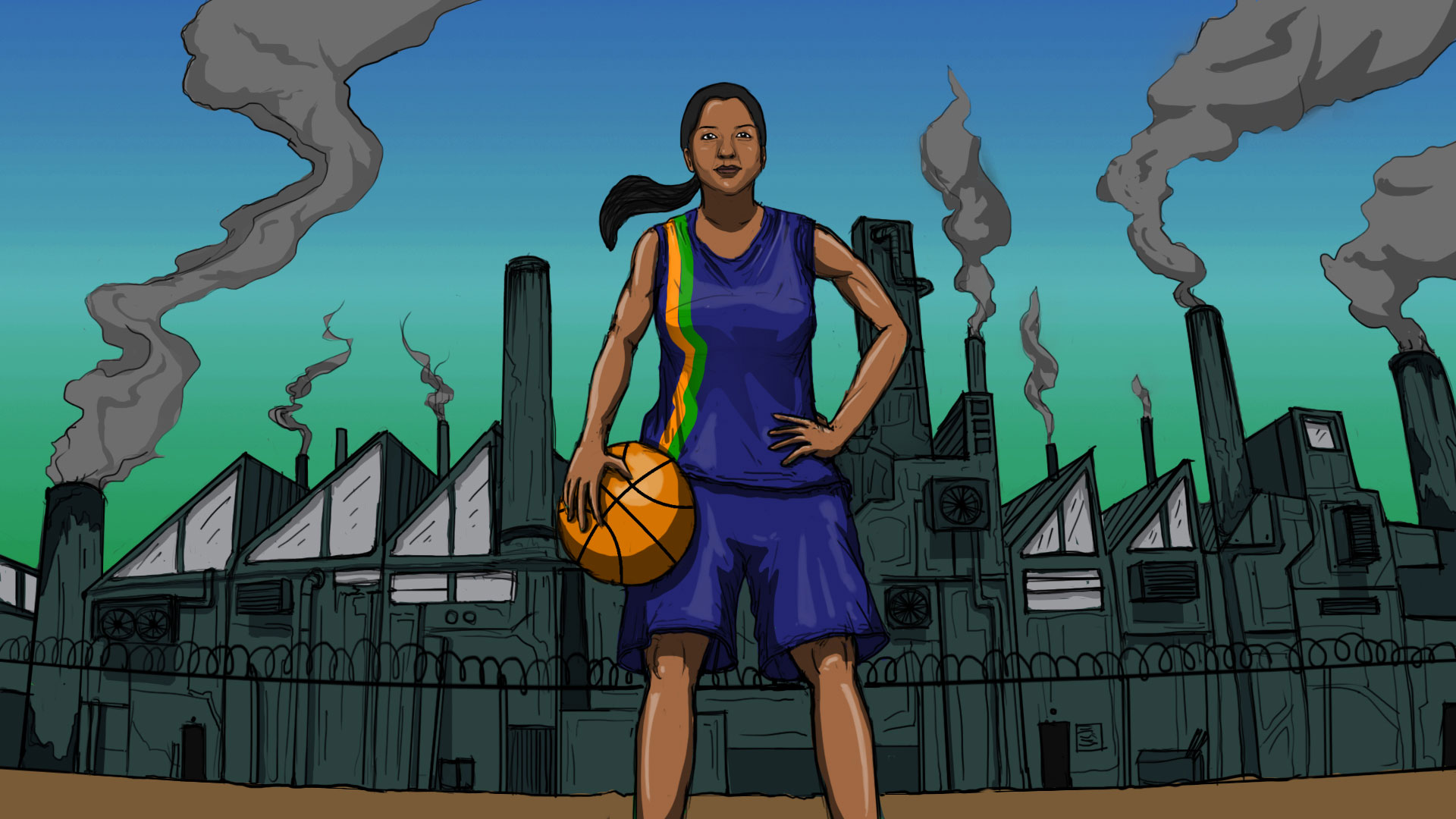 Kavita Akula : Indian Basketball's Great New Hope