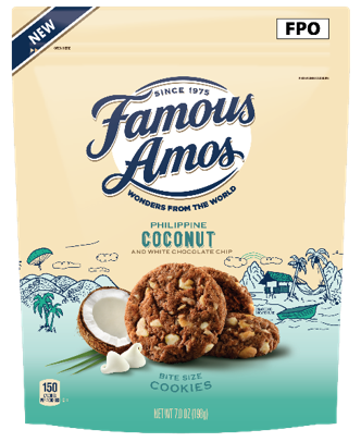 Famous Amos Philippine Coconut Chocolate Chip