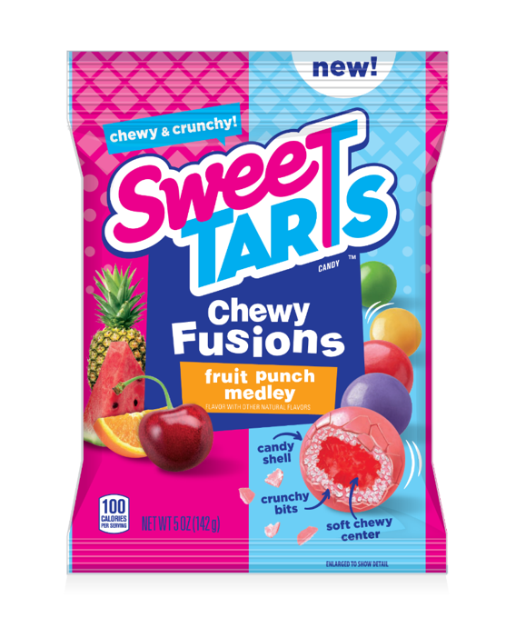 SweeTARTS Chewy Fusions