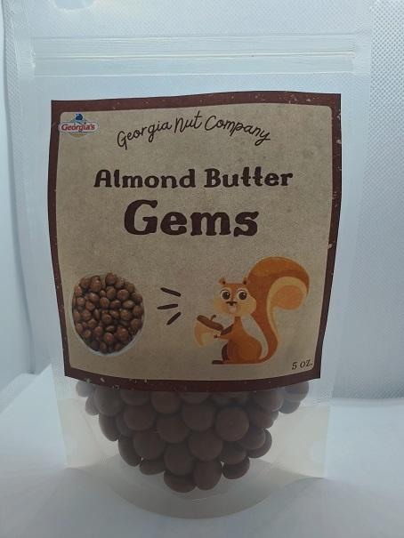 Almond Butter Gems