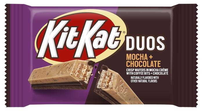 KIT KAT Duos Mocha + Chocolate