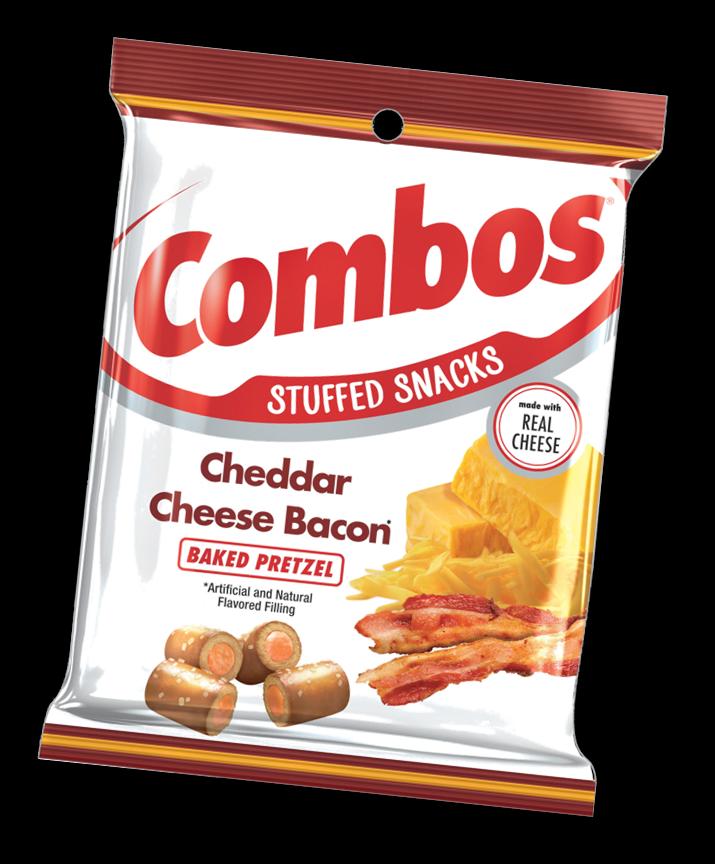 Combos Bacon Cheddar