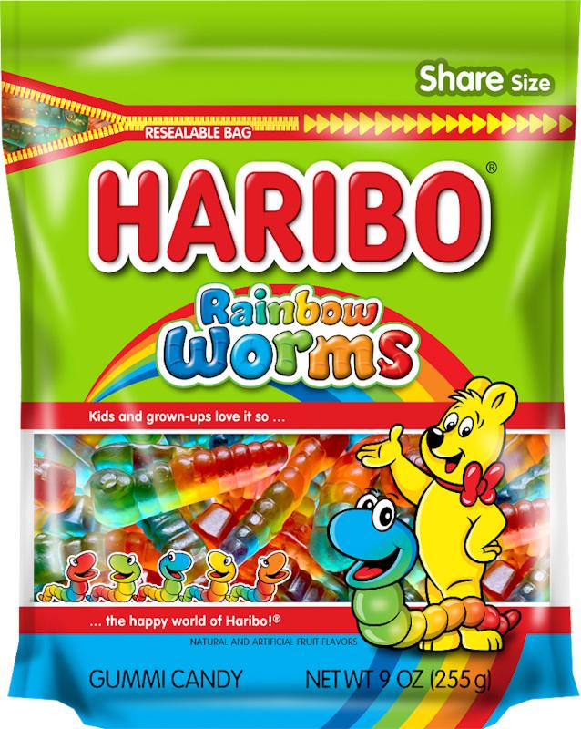 Rainbow Worms