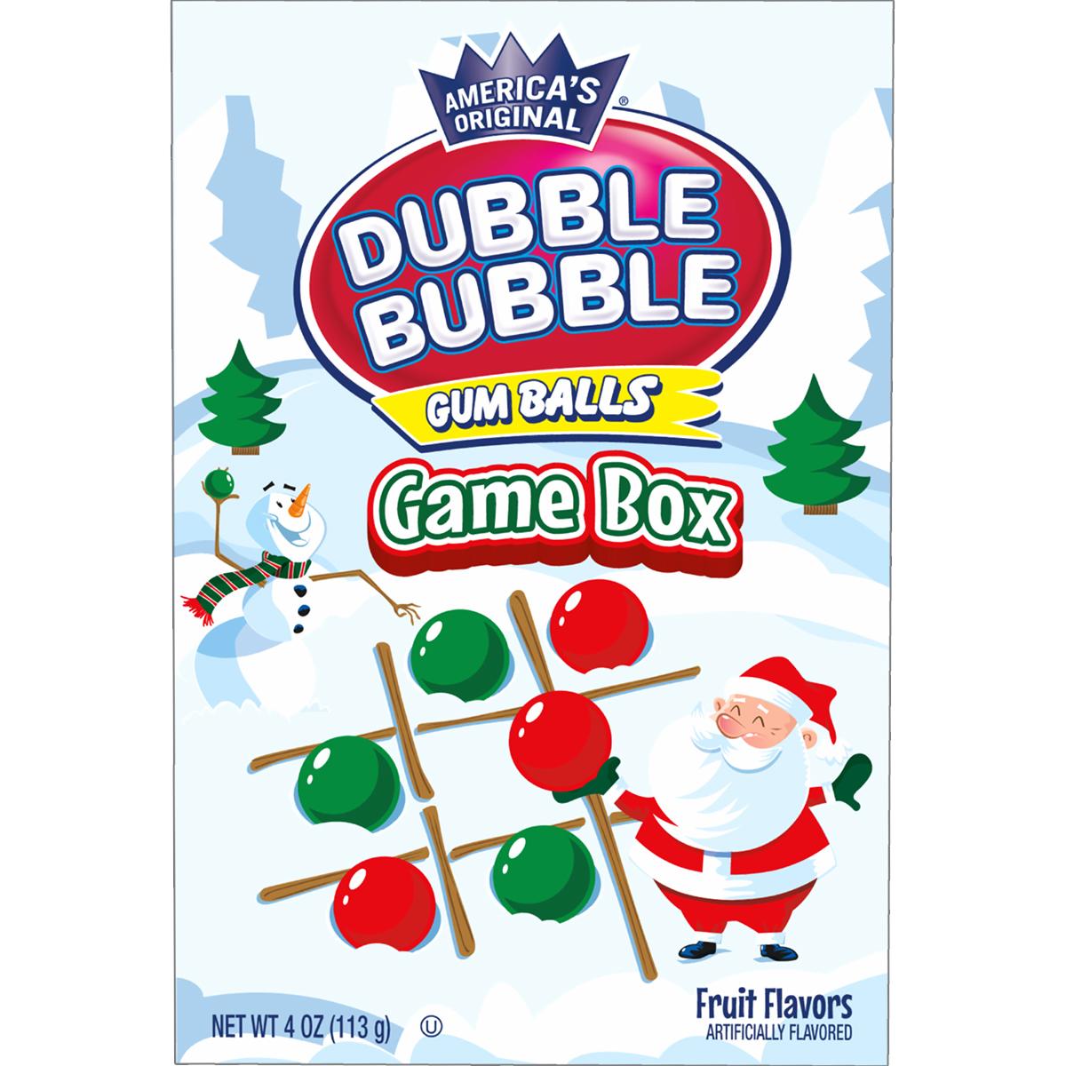 Dubble Bubble Game Box