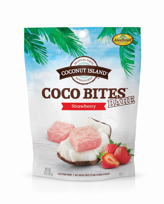 Coco Bites BARE, Strawberry