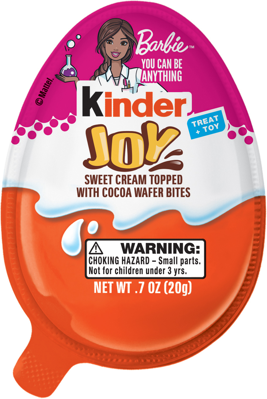 Kinder Joy® -  Barbie You Can Be Anything