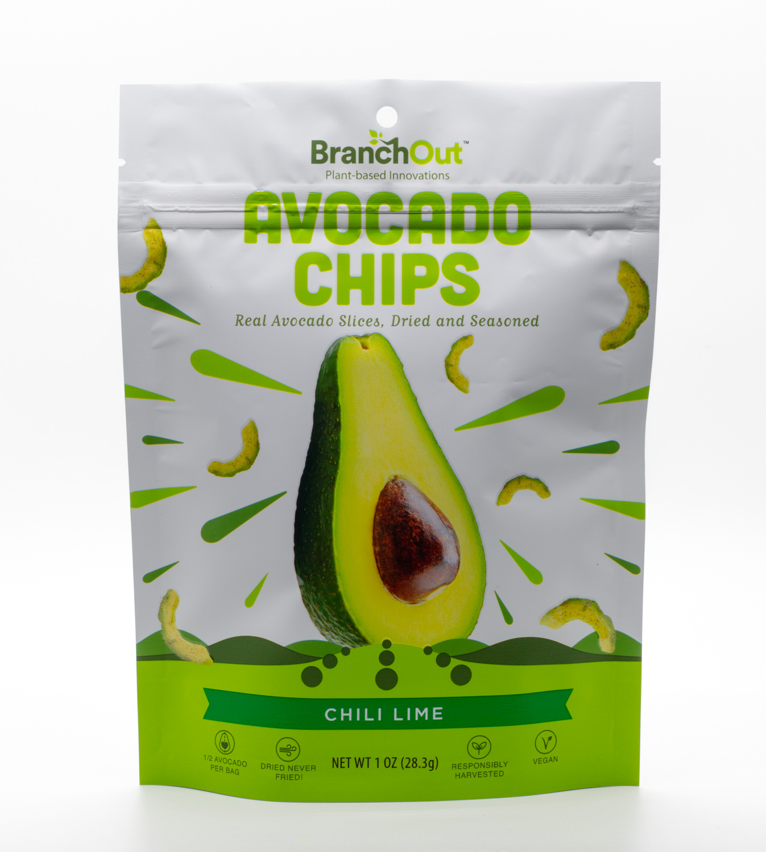 Avocado Chips Chili lime